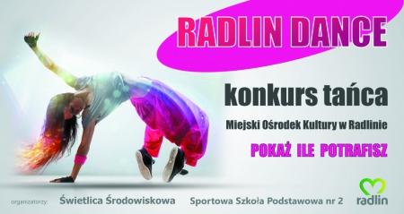 Wyniki Radlin Dance